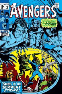 Avengers (1963) #73