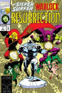 Silver Surfer/Warlock: Resurrection #1