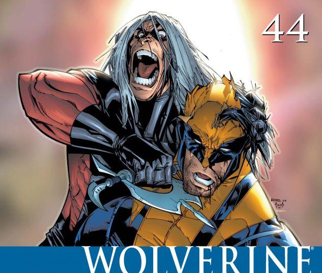 WOLVERINE (2003) #44
