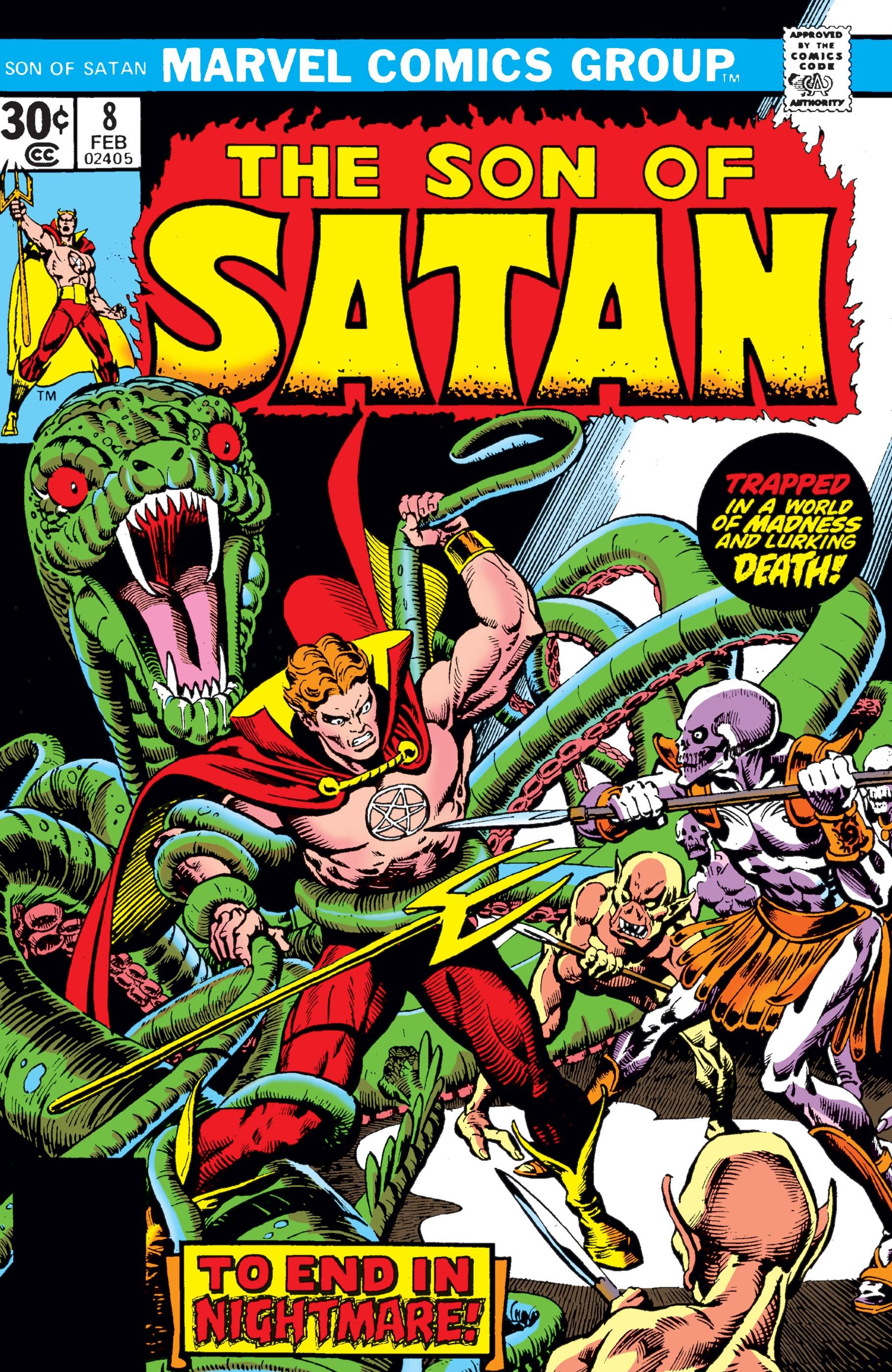 Son of Satan (1975) #8