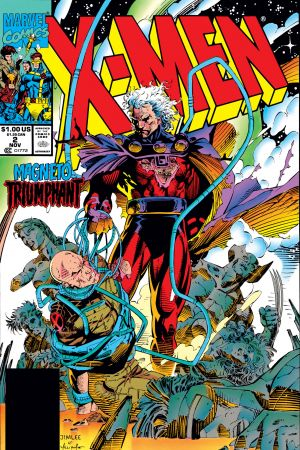 X-Men (1991) #2