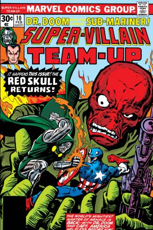 Super-Villain Team-Up (1975) #10