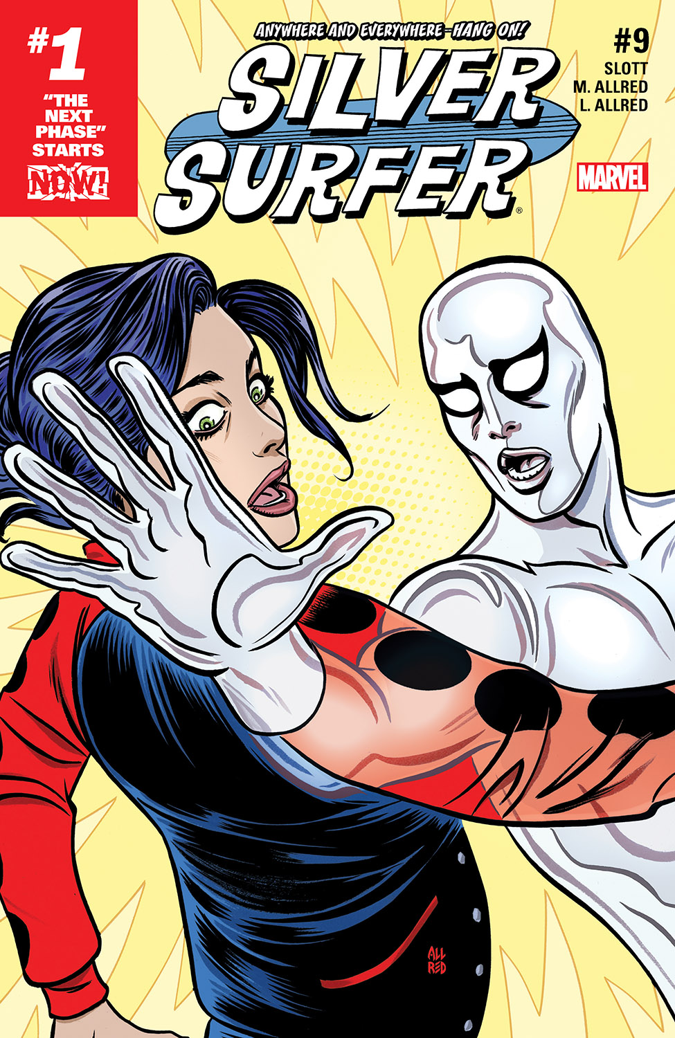 Silver Surfer (2016) #9