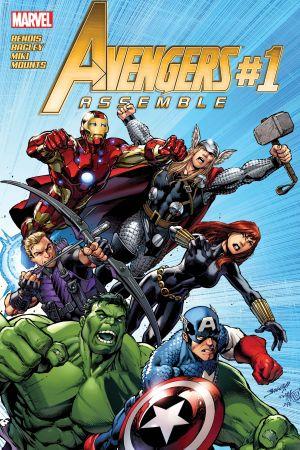 Avengers Assemble (2012) #1