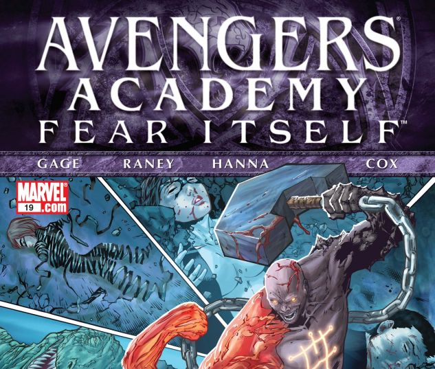 Avengers Academy (2010) #19