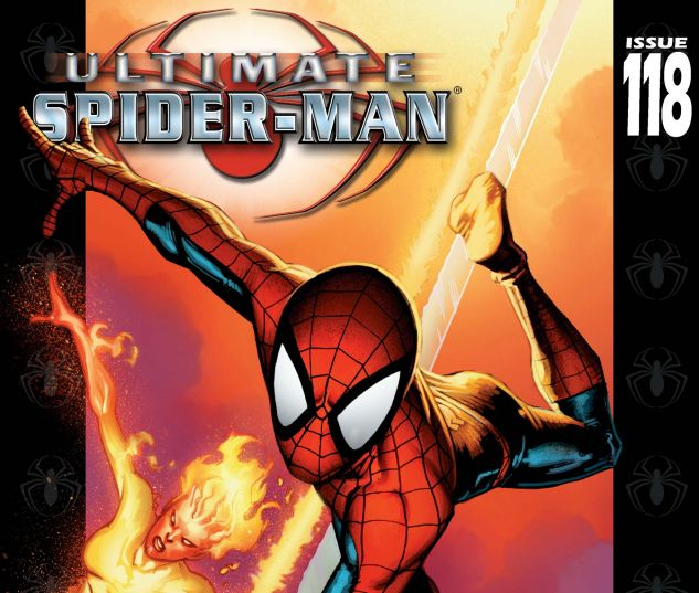 ULTIMATE SPIDER-MAN (2000) #118