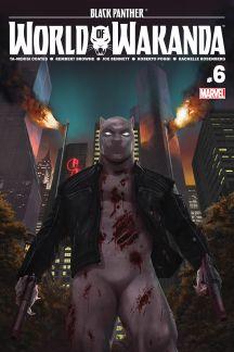 Black Panther: World of Wakanda #6