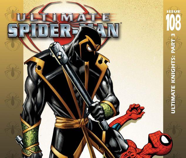 Ultimate Spider-Man (2000) #108