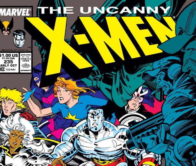 Uncanny X-Men (1963) #235