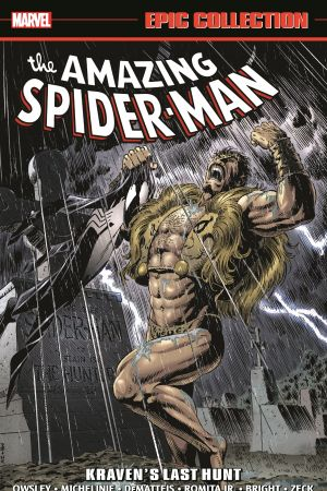 Amazing Spider-Man Epic Collection: Kraven's Last Hunt (Trade Paperback)