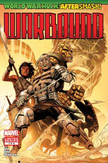 World War Hulk: Warbound #1
