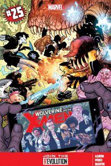 Wolverine & the X-Men (2011) #25
