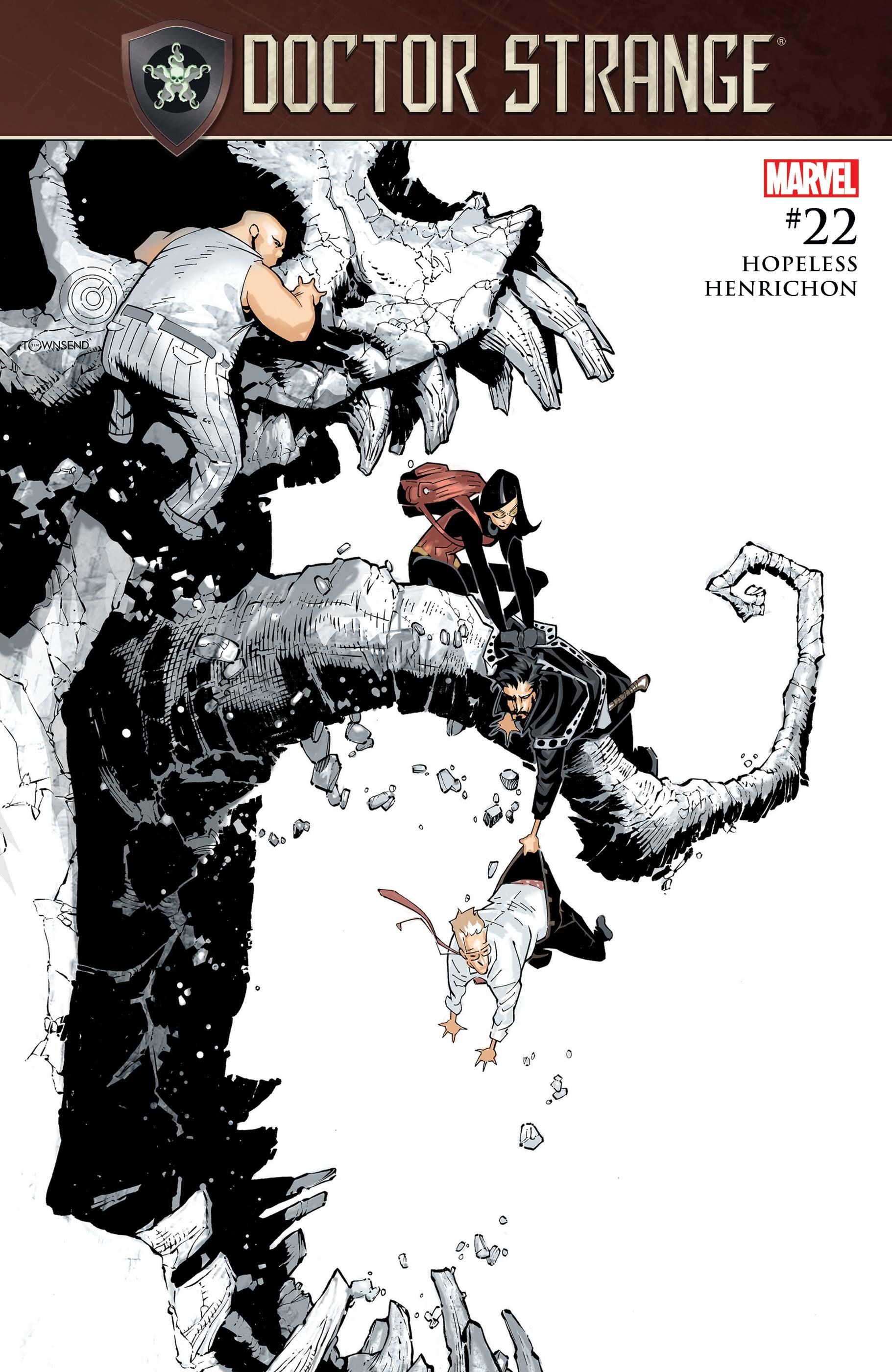 Doctor Strange (2015) #22