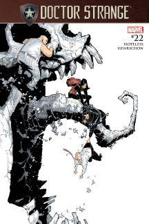 Doctor Strange #22