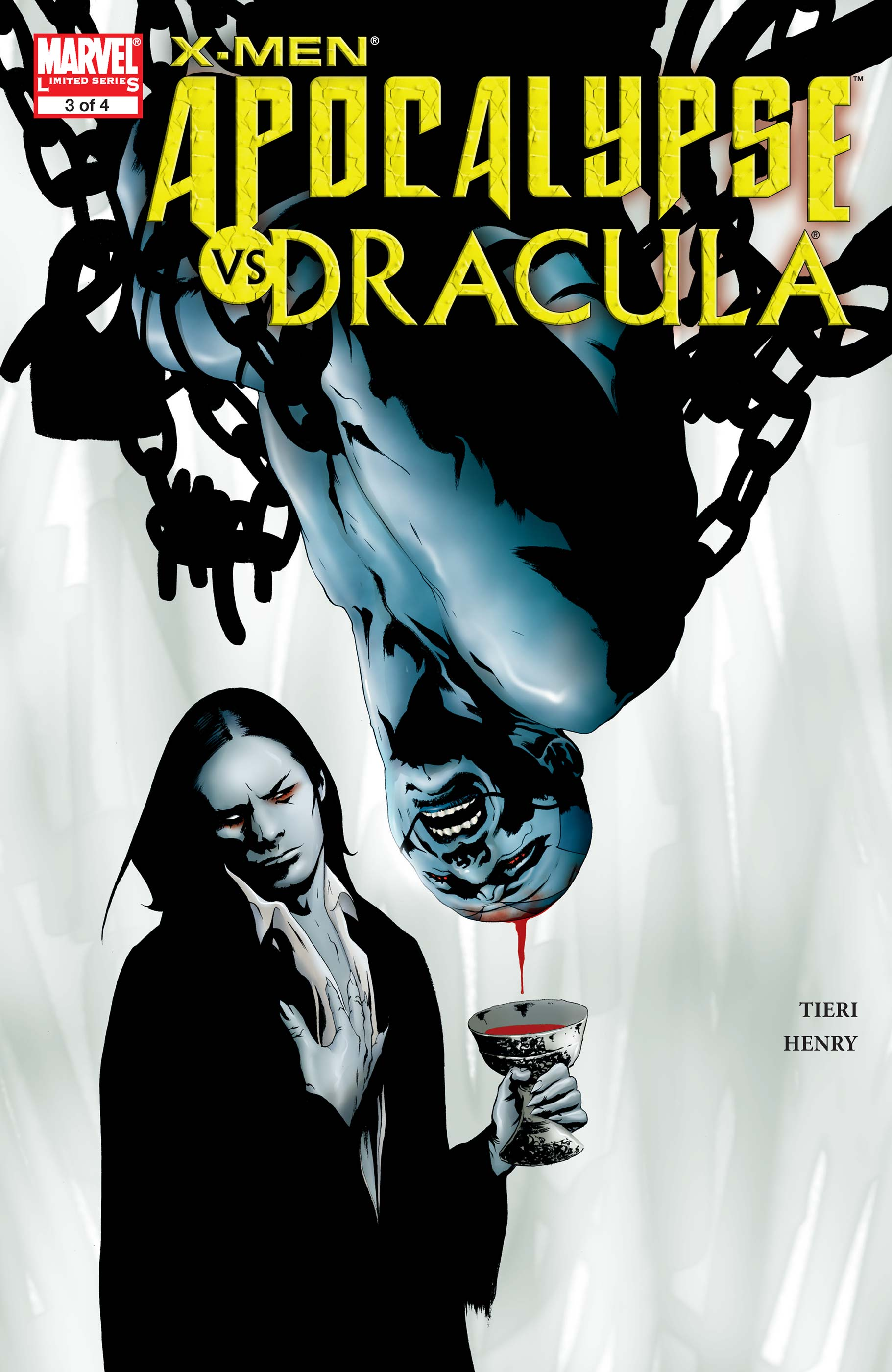 X-Men: Apocalypse/Dracula (2006) #3