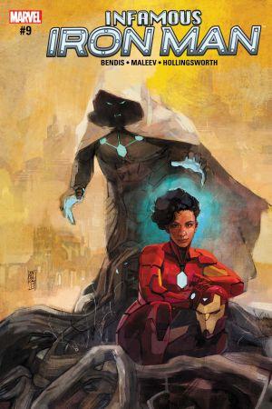 Infamous Iron Man (2016) #9