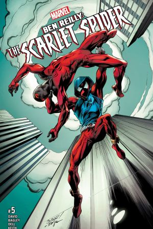 Ben Reilly: Scarlet Spider (2017) #5
