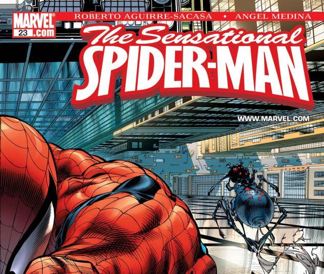 SENSATIONAL SPIDER-MAN (2006) #23