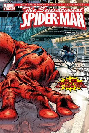 Sensational Spider-Man #23