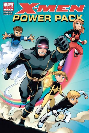 X-Men and Power Pack (2005) #4