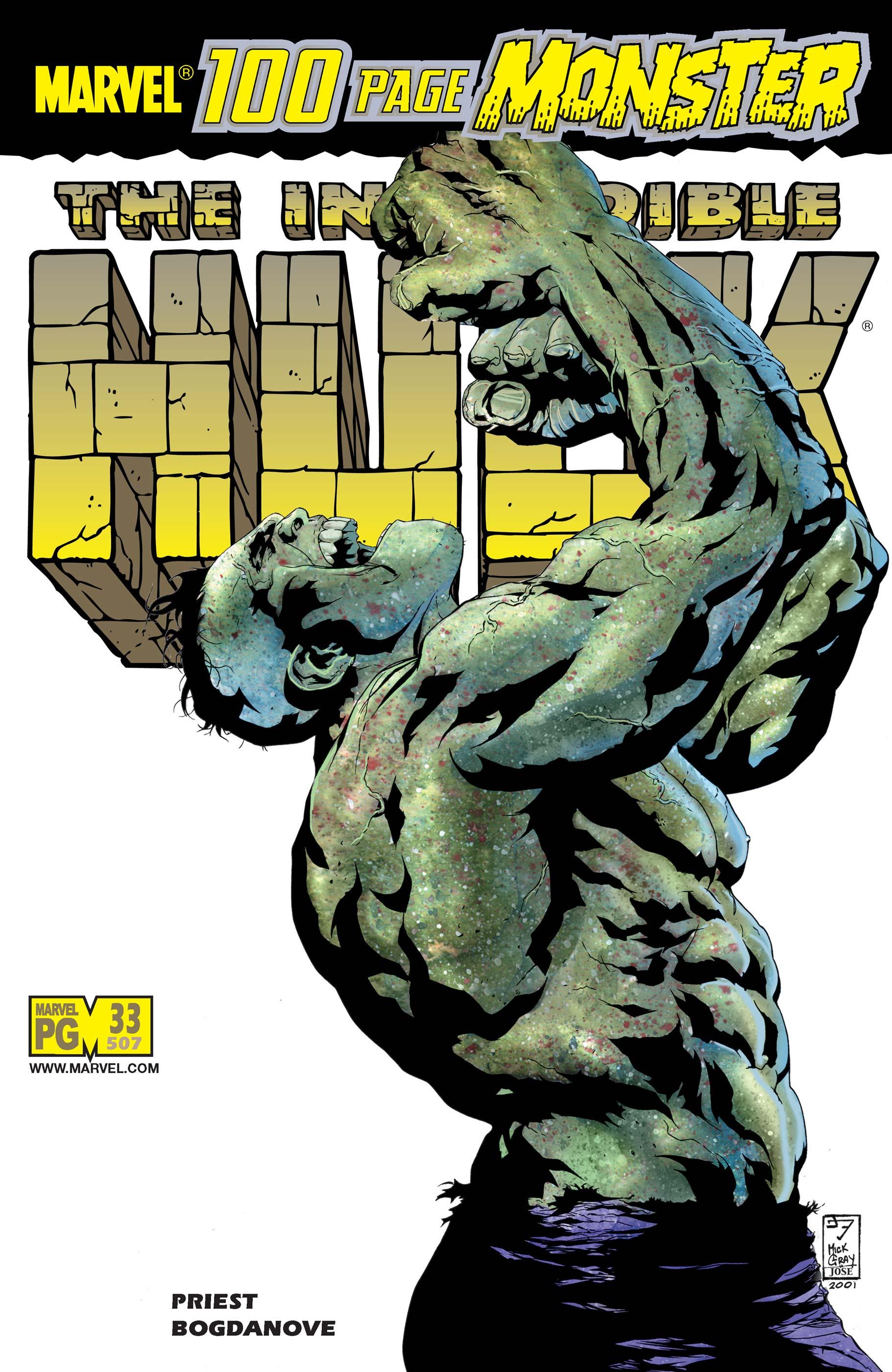 Hulk (1999) #33