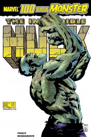 Hulk #33