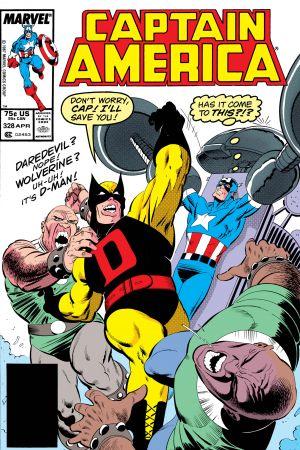 Captain America (1968) #328