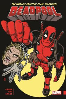 Deadpool: World's Greatest Vol. 2 (Hardcover)