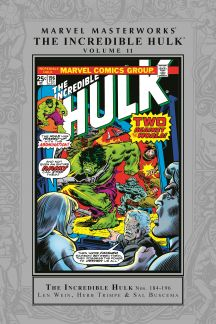 Marvel Masterworks: The Incredible Hulk Vol. 11 (Hardcover)