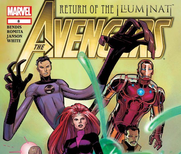 Avengers (2010) #8