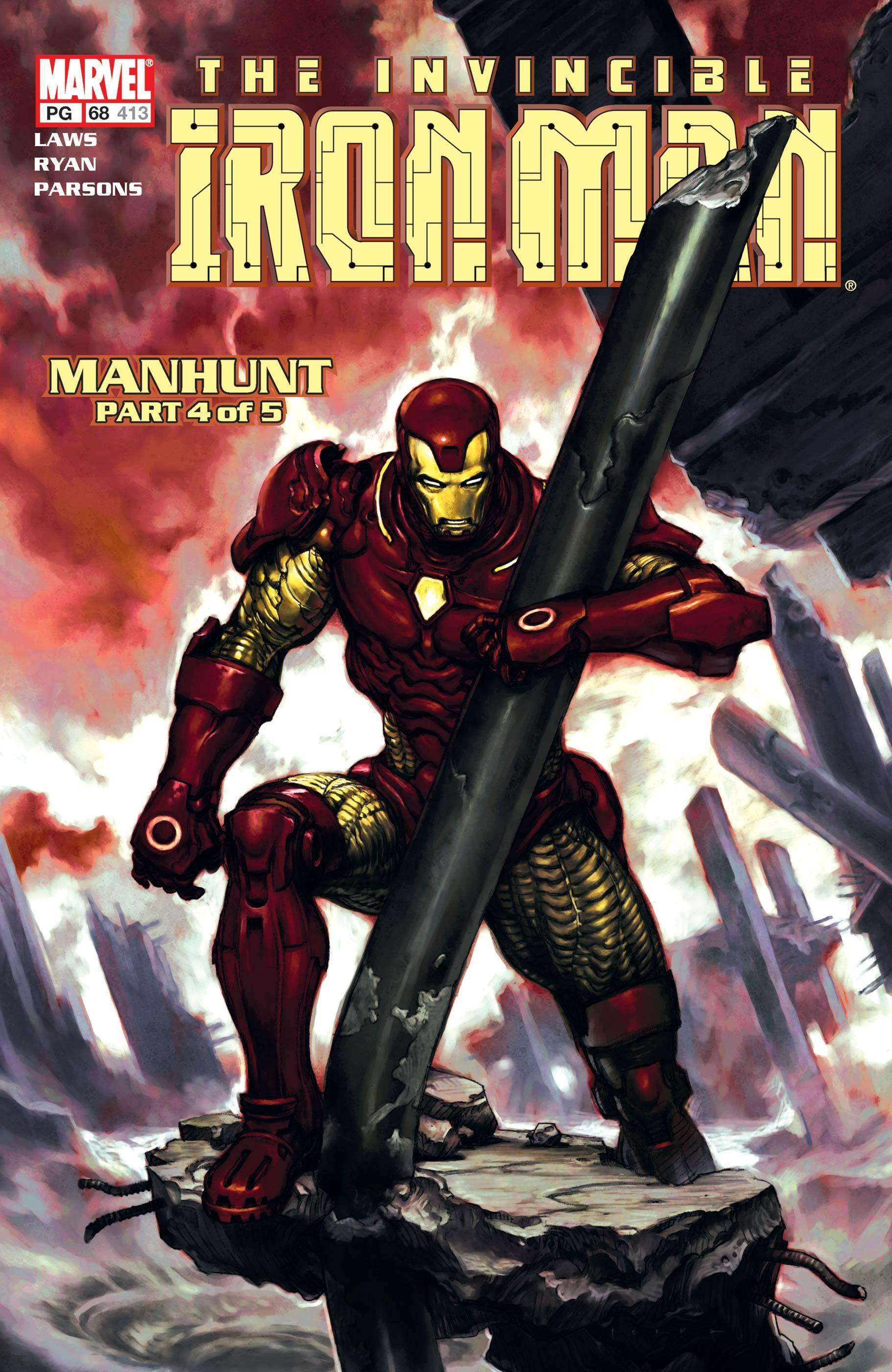 Iron Man (1998) #68