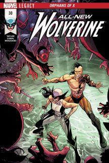 All-New Wolverine (2015) #30