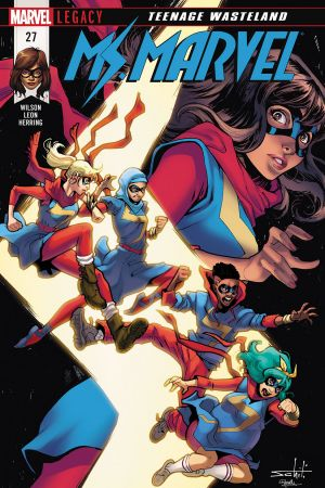 Ms. Marvel (2015) #27