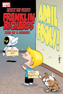 Franklin Richards: April Fools! #1