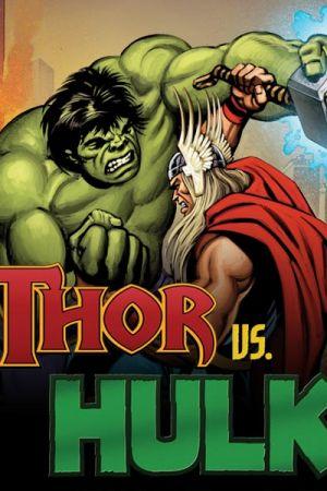 Thor Vs. Hulk (2017)