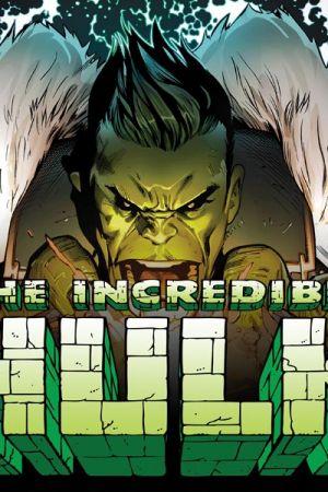 Incredible Hulk (2017 - 2018)
