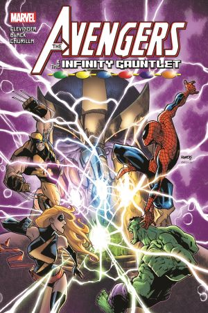 Avengers & The Infinity Gauntlet (Trade Paperback)