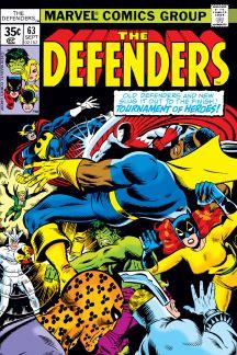 Defenders (1972) #63