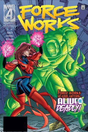 Force Works (1994) #20