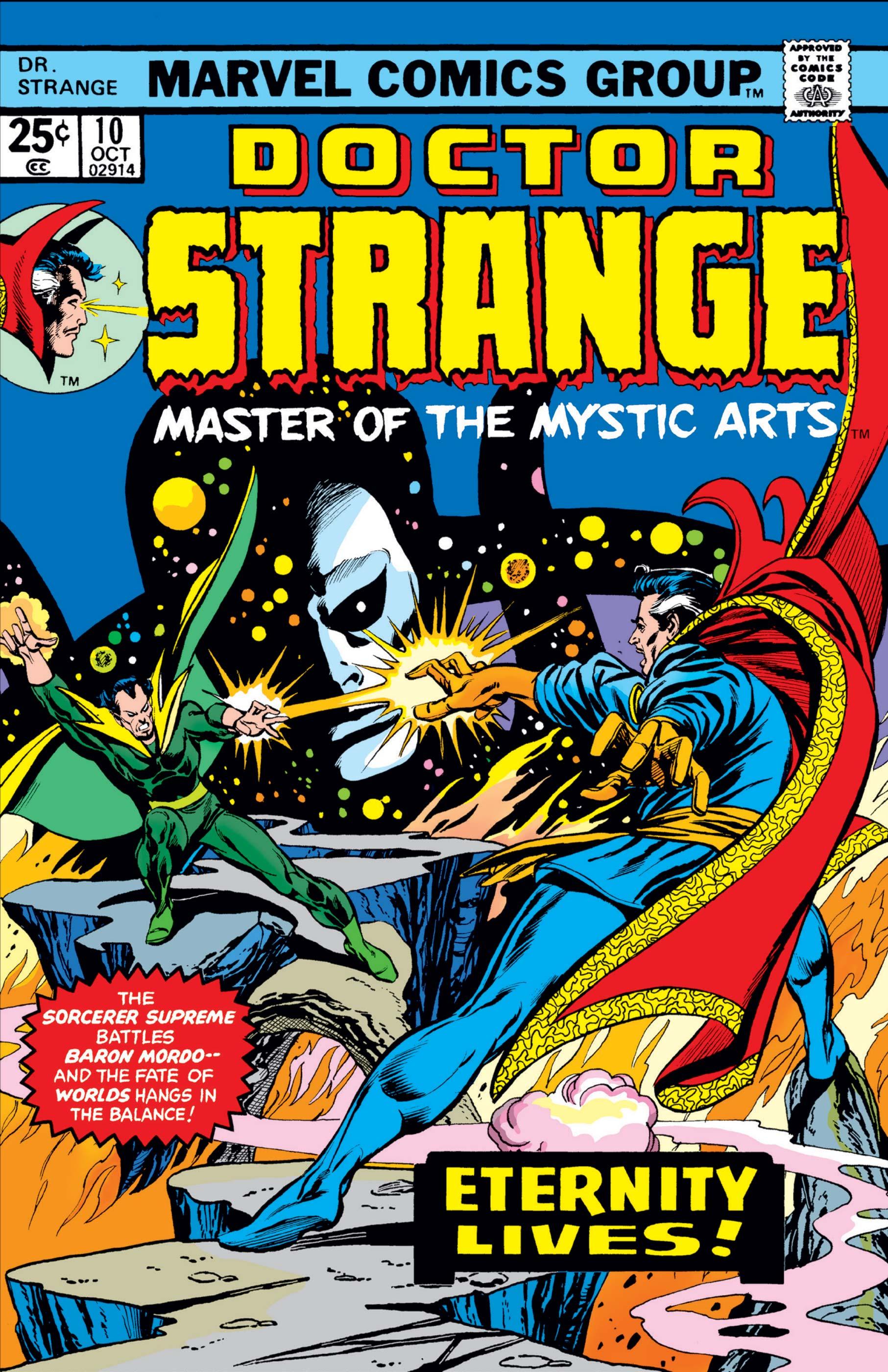 Doctor Strange (1974) #10