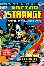 Doctor Strange (1974) #10 cover