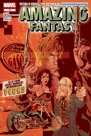 Amazing Fantasy #13