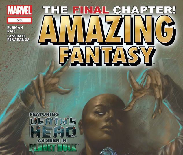 Amazing Fantasy (2004) #20