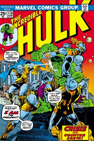Incredible Hulk (1962) #176