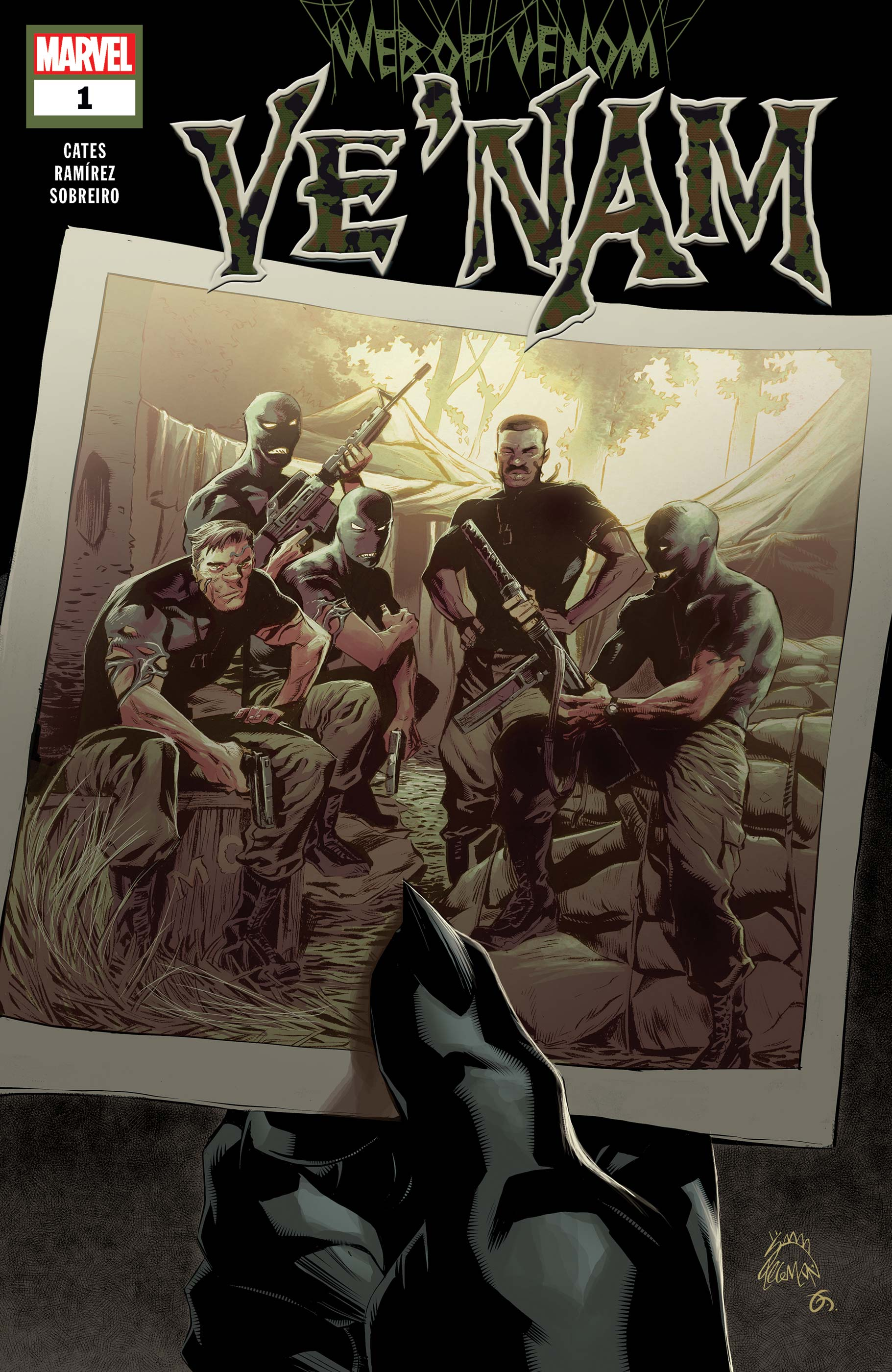 Web of Venom: Ve'nam (2018) #1