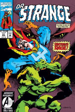 Doctor Strange, Sorcerer Supreme #51