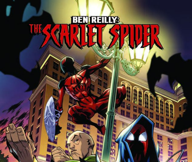 BEN REILLY: SCARLET SPIDER VOL. 4 TPB (2018) #4
