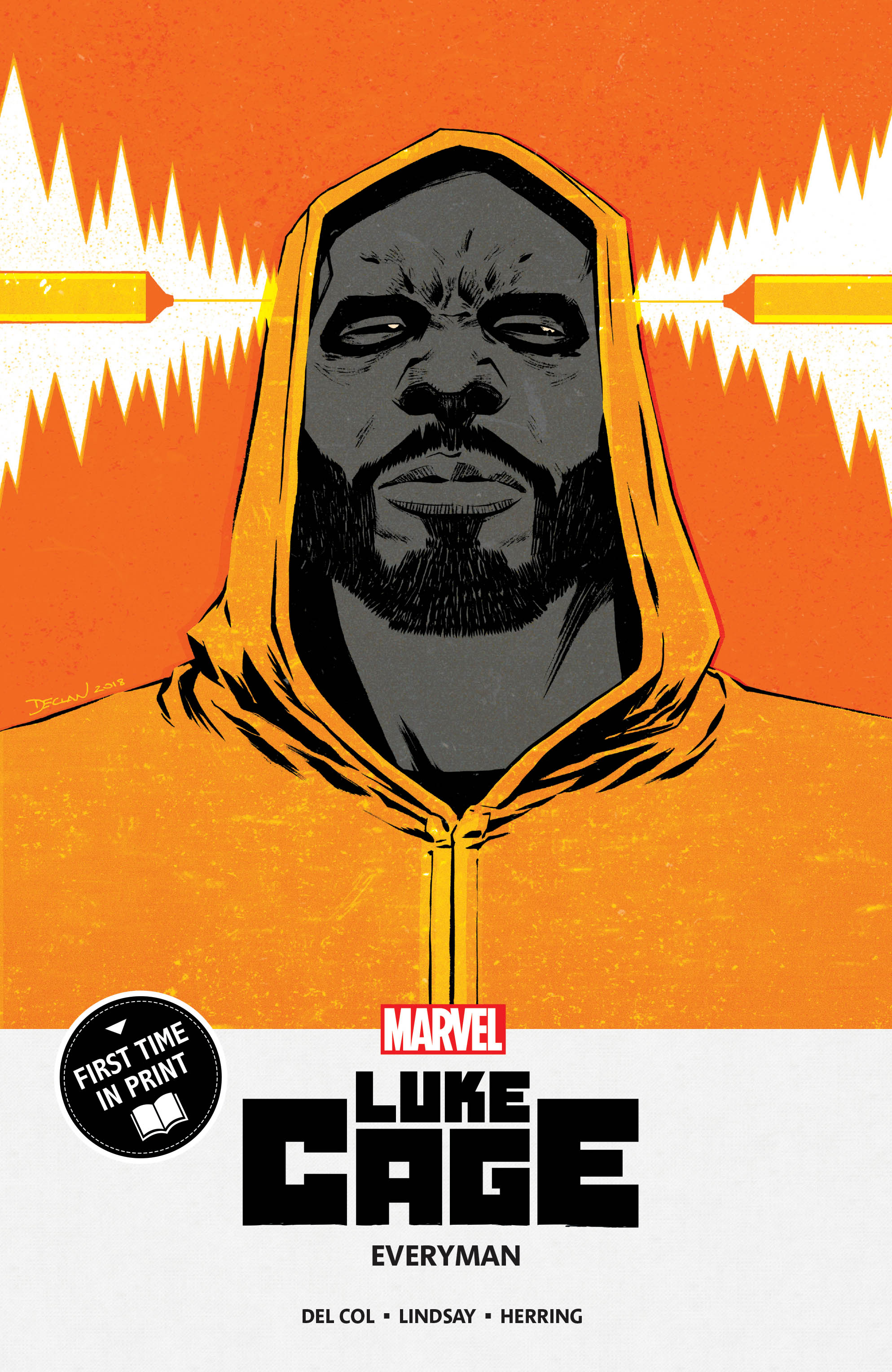 Luke Cage: Everyman (Trade Paperback)