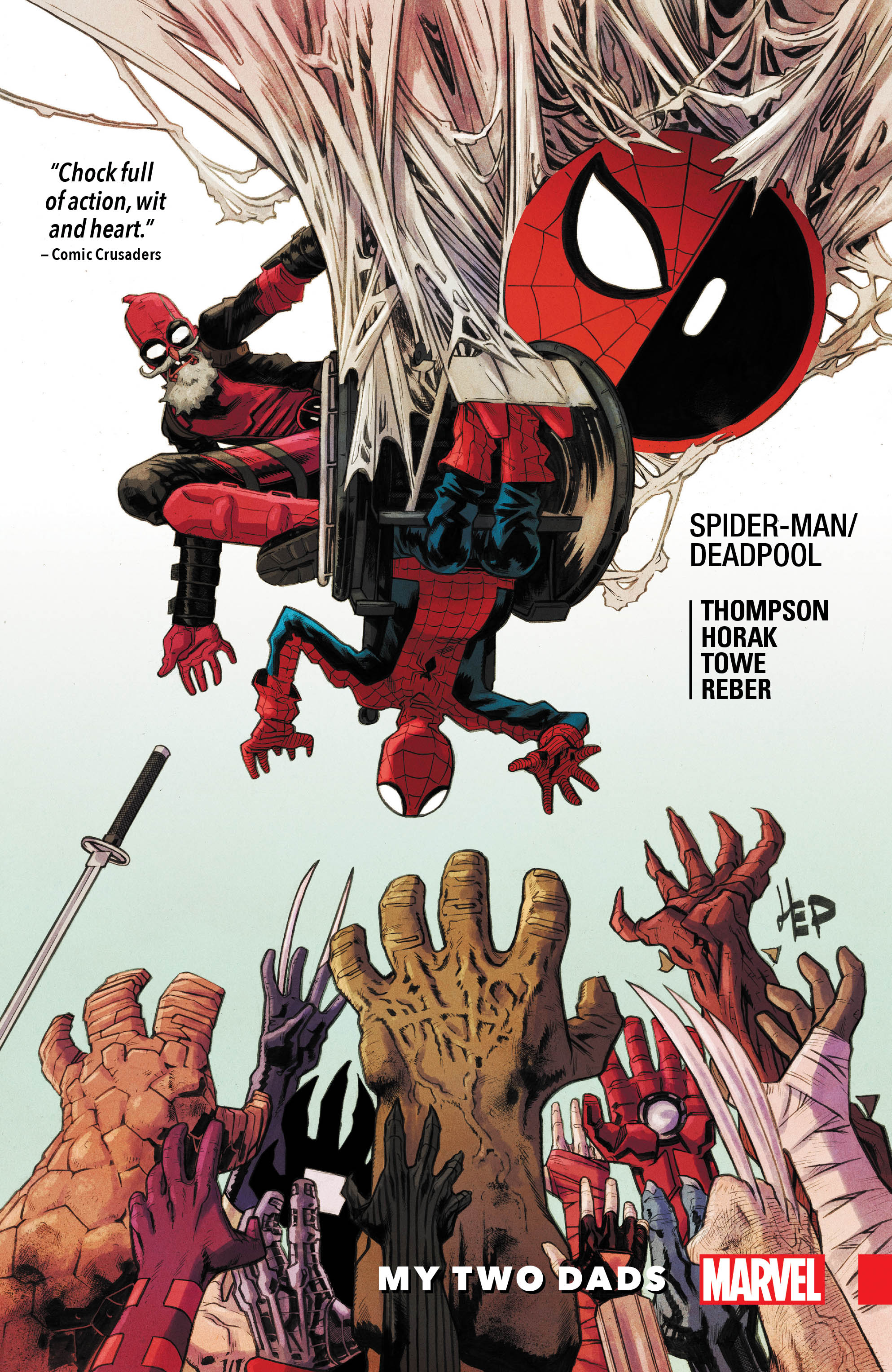Spider-Man/Deadpool Vol. 7: My Two Dads (Trade Paperback)