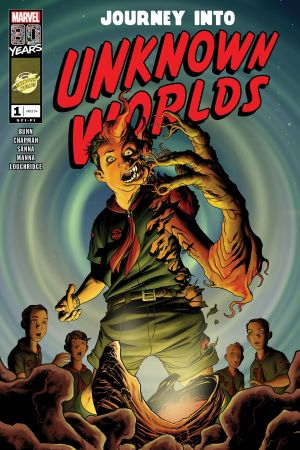 JOURNEY INTO UNKNOWN WORLDS 1 (2019) #1
